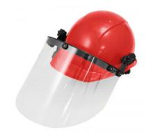 Щиток защитный лицевой с креплением на каске КБТ ВИЗИОН® TITAN - 04330, 04390